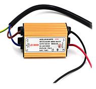 diy ip66 wasserdicht 10w 50/60hz 900mA Ausgang LED-Treiber (dc 7-12v)