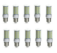 cheap -E14 G9 GU10 B22 E26/E27 LED Corn Lights Tube 69 SMD 5730 850-950 lm Warm White Cold White 3000/6000 K Waterproof Decorative AC 220-240 AC 10pcs
