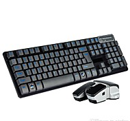 Sem Fio Bluetooth Teclado & MouseForWindows 2000/XP/Vista/7/Mac OS