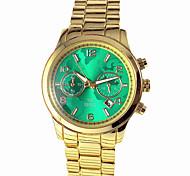 Fashion Women's Watch Quartz Watch Ladies' Calendar Gold Wrist Watch Cool Watches Unique Watches Strap Watch