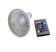 E26/E27 LED Smart Bulbs PAR20 5 SMD 5050 800 lm Warm White Cold White RGB 2700-6500 K Sensor Remote-Controlled Decorative V