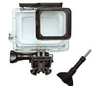 Водонепроницаемые кейсы Кейс Для Экшн камера Gopro 5 Универсальный Езда на снегоходах Охота и рыболовство катание на лодках Вейкбординг
