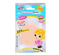 Powder Puff/Beauty 1 8*6*2.5 Normal Natural