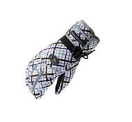 abordables -Gants de ski Femme Doigt complet Garder au chaud Etanche Pare-vent Ski Escalade Cyclisme / Vélo Camping & Randonnée Hiver