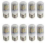4 E26/E27 LED лампы типа Корн T 48 SMD 2835 280 lm Тёплый белый / Холодный белый Декоративная AC 85-265 / 9-30 V 10 шт.