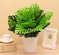 Недорогие -Искусственные Цветы 1pcs Филиал Пастораль Стиль Pастений Букеты на стол