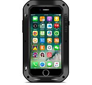 LOVE MEI for Apple iPhone 7 Plus 7 Powerful Waterproof Dirtproof Shockproof Aluminum Metal Case Cover 6s Plus 6Plus 6s 6