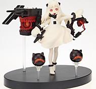 baratos -Kantai Collection Fantasias PVC 14cm Figuras de Ação Anime modelo Brinquedos boneca Toy