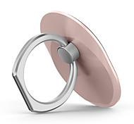 Стенд / крепление для телефона Стол / На открытом воздухе Кольца-держатели / Поворот на 360° Пластик for Мобильный телефон