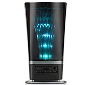RICHSO Colorful Breathing Light Wireless Bluetooth Speakers  with Stereo FM AUX Wireless Super Bass Built in Mic / USB