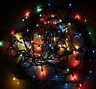 Schnur beleuchtet 4m 100 LED gelegentliches Farbenqualitäts-geführtes Licht