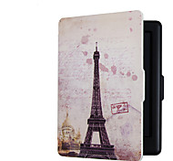 cheap -Magnetic Auto Sleep Slim Cover Case Hard Shell For KOBO GLO HD 6.0inch