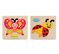 Jigsaw Puzzles Wooden Puzzles Building Blocks DIY Toys Wood