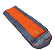 Sleeping Bag Slumber Bag 10 °C Down Well-ventilated Waterproof Portable Windproof Rain-Proof Foldable Sealed 230X100 Camping Traveling