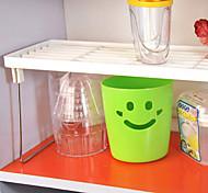 Недорогие -Нержавеющая сталь Аксессуар для хранения Полки и держатели 1 комплект Кухонная организация