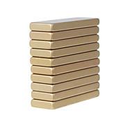 Magnetspielsachen 10 Stücke 5 MM Magnetspielsachen Bausteine Neodym - Magnet Executive-Spielzeug Puzzle-Würfel Für Geschenk
