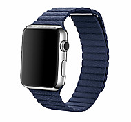 Ver Banda para Apple Watch Series 3 / 2 / 1 Apple Correa de Muñeca Correa de Cuero