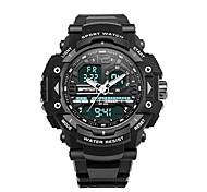 SANDA Мужской Спортивные часы Армейские часы Смарт-часы Модные часы Наручные часы Цифровой Японский кварцLED Секундомер Защита от влаги С