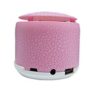 Недорогие -Мини Портативные Super Bass Bluetooth 2.1 USB HDMI Беспроводные колонки Bluetooth Черный Серебряный Красный Светло-синий Светло-Розовый