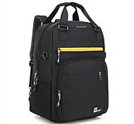 Недорогие -17.3-дюймовый большой емкости с несколькими отделениями рюкзак для MacBook / Dell / HP / LENOVO ноутбук и т.д.