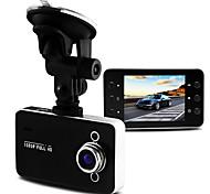 K6000 Full HD Car DVR 1080p 2.7' Video Recorders Mini Camera G-Sensor Night Vision