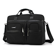 cheap -17.3 inch Multi-compartment Laptop Shoulder Bag Waterproof Oxford Cloth with Strap notebook Bag Hand Bag For Dell/HP/Sony/Acer/Lenovo etc