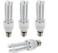 7W E26/E27 LED лампы типа Корн T 36 SMD 2835 550-600 lm Тёплый белый Холодный белый 3000/6000 К Декоративная AC 85-265 V