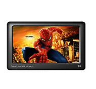 UnisCom MP3/MP4 4.3inch Touch Screen HD Video Player support E-book Reading