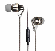GORSUN C7 High Quality Fashion Design Earphone for all mobile phone For xiaomi mp4 mp3 with MIC