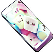 algodão doce padrão padrão de design de volta cobrir caso difícil de proteção para Huawei Ascend g6