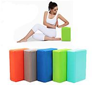 cheap -Yoga Block EVA Yoga Pilates Gym Kid's Women's Unisex