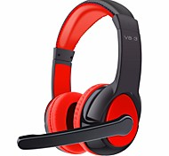 OVLENG V8-3 Wireless Bluetooth Music Headset Audio Headphones Stereo Headband Handsfree Earphone with Mic for Phone