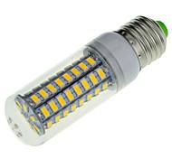 abordables -ywxlight 18w e14 / e26 / e27 led luces de maíz b 72 smd 5730 1650 lm blanco cálido / blanco frío decorativo ac 220-240 v 5 piezas