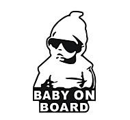 15 * 9см / холодный ребенок на борту автомобиля стикер мотоцикла наклейка
