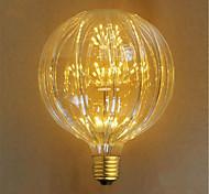 E26/E27 Incandescent Bulbs 49 leds Dip LED Decorative Yellow 100lm 23000K AC 220-240V
