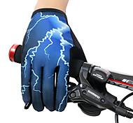 XINTOWN® Спортивные перчатки Все Перчатки для велосипедистов Осень Зима ВелоперчаткиАнти-скольжение Дышащий Пригодно для носки