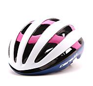 Недорогие -Мотоциклетный шлем CE Велоспорт 23 Вентиляционные клапаны Регулируется One Piece Ультралегкий (UL) Спорт Горные велосипеды Шоссейные