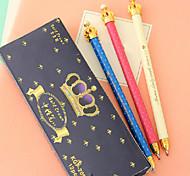 cheap -Pen Pen Gel Pens Pen, Plastic Black Ink Colors For School Supplies Office Supplies Pack of