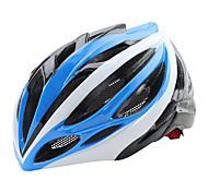 Недорогие -Мотоциклетный шлем CE Велоспорт 26 Вентиляционные клапаны Регулируется Экстремальный вид спорта One Piece Горные Город Ультралегкий (UL)