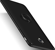 cheap -Case For OnePlus One Plus 3 with Stand Ring Holder Frosted Back Cover Solid Color Hard PC for One Plus 3 One Plus 3T OnePlus
