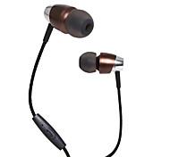Нейтральный продукт KDK-201 Внутриканальные наушникиForМедиа-плеер/планшетный ПК Мобильный телефон КомпьютерWithС микрофоном DJ FM-радио