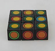 Недорогие -Кубик рубик 1*3*3 Спидкуб Кубики-головоломки головоломка Куб Квадратный Рождество Новый год День детей Подарок Классический и