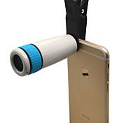 Недорогие -8X18 Монокль Высокое разрешение Общий Зрительная труба Оборудование и инструменты Сотовый телефон Общего назначения Наблюдение за птицами