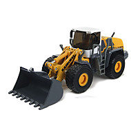 cheap -KDW Toys Truck Construction Vehicle Dozer Excavator Toys Novelty Truck Excavating Machinery Metal Alloy Metal Classic & Timeless Pieces
