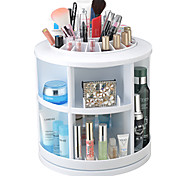 cheap -3 Storage Box Three-layer Shelves Organizers 360 Rotating Other Daily # Classic Plastic 360° Rotation High Quality Daily