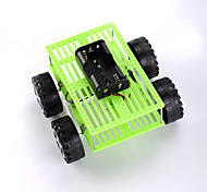cheap -Crab Kingdoms All-Wheel-Drive Models Toys Children Intelligence Toy Assembly 169 Suvs