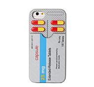 Недорогие -Кейс для Назначение Apple iPhone 7 iPhone 7 Plus iPhone 6 Бумажник для карт Защита от удара Задняя крышка 3D в мультяшном стиле Мягкий
