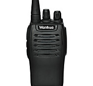 abordables -26 Walkie Talkie  Portátil Analógico Aviso Por Batería Baja Escanear Monitoreo >10KM >10KM 16 Walkie talkie Radio de dos vías