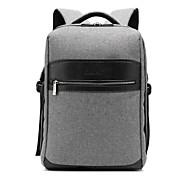 Недорогие -15,6-дюймовый костюм материал большой емкости рюкзак для Dell / HP / LENOVO ноутбук и т.д.