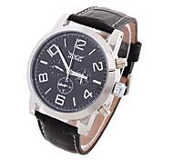 Men's Sport Watch Dress Watch Fashion Watch Wrist watch Mechanical Watch Automatic self-winding Genuine Leather Band Charm Casual Luxury